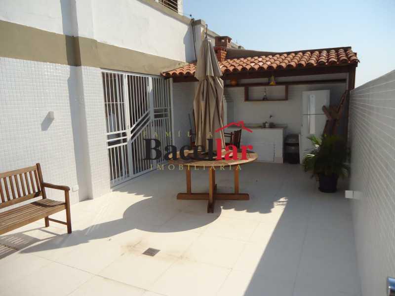 DSC00515 - Cobertura 3 quartos à venda Rio de Janeiro,RJ - R$ 649.000 - TICO30014 - 25