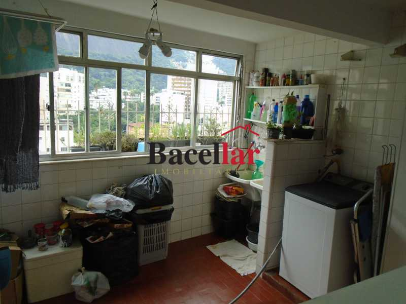 DSC00640 - Cobertura 3 quartos à venda Humaitá, Rio de Janeiro - R$ 1.800.000 - TICO30145 - 9