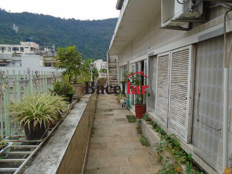 DSC00641 - Cobertura 3 quartos à venda Humaitá, Rio de Janeiro - R$ 1.800.000 - TICO30145 - 10