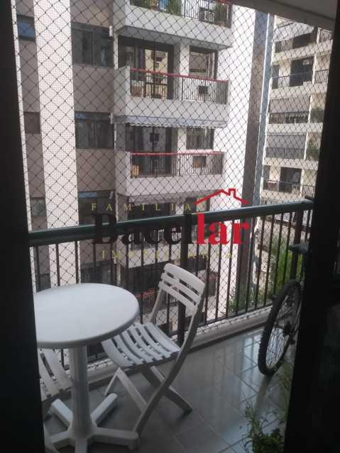 8 - Apartamento À Venda - Grajaú - Rio de Janeiro - RJ - TIAP31570 - 6