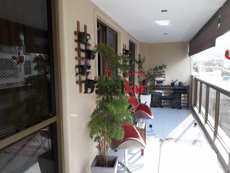 1 - Apartamento À Venda - Tijuca - Rio de Janeiro - RJ - TIAP31581 - 1