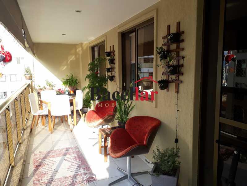 2 - Apartamento À Venda - Tijuca - Rio de Janeiro - RJ - TIAP31581 - 3