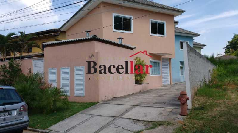 IMG-20190111-WA0089 - Casa em Condomínio 4 quartos à venda Pechincha, Rio de Janeiro - R$ 750.000 - TICN40016 - 1