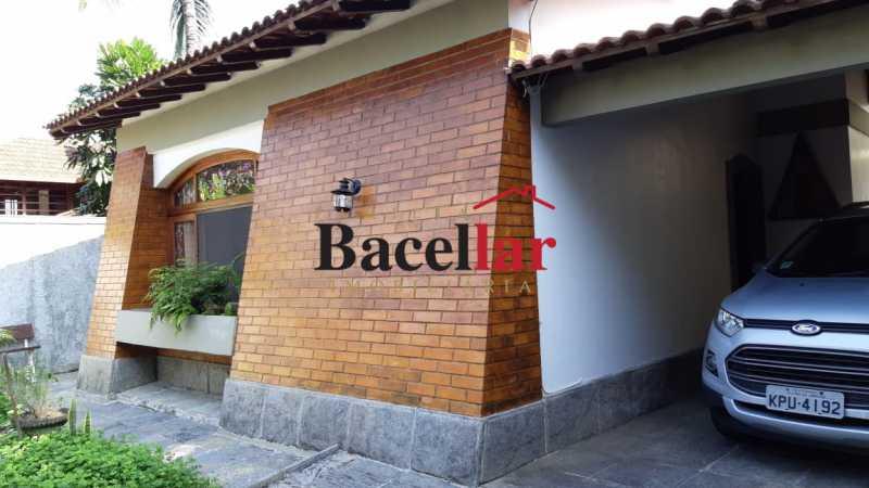 fachada - Casa em Condomínio 5 quartos à venda Rio de Janeiro,RJ - R$ 1.700.000 - TICN50006 - 15