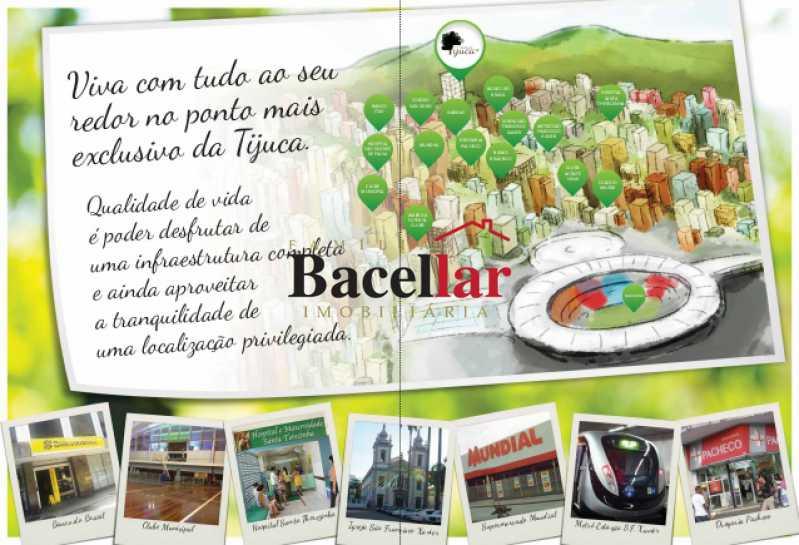 oportunidade-nica-na-rgo-lopes - Cobertura 2 quartos à venda Tijuca, Rio de Janeiro - R$ 864.000 - TICO20091 - 3