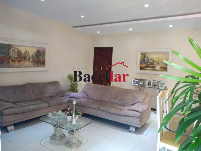 sala1 - Apartamento 3 quartos à venda Higienópolis, Rio de Janeiro - R$ 379.000 - TIAP31651 - 3