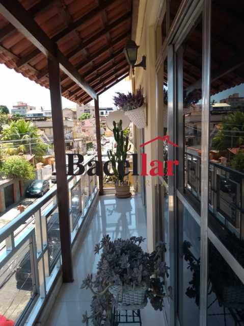 varanda - Apartamento 3 quartos à venda Higienópolis, Rio de Janeiro - R$ 379.000 - TIAP31651 - 23