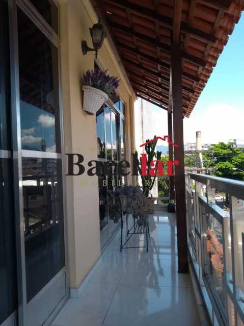 varandão1 - Apartamento 3 quartos à venda Higienópolis, Rio de Janeiro - R$ 379.000 - TIAP31651 - 1