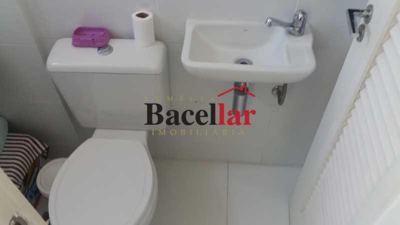 BANH_EMPREGDA - Apartamento À Venda - Tijuca - Rio de Janeiro - RJ - TIAP22630 - 22