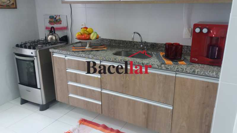 COZINHA1 - Apartamento À Venda - Tijuca - Rio de Janeiro - RJ - TIAP22630 - 17