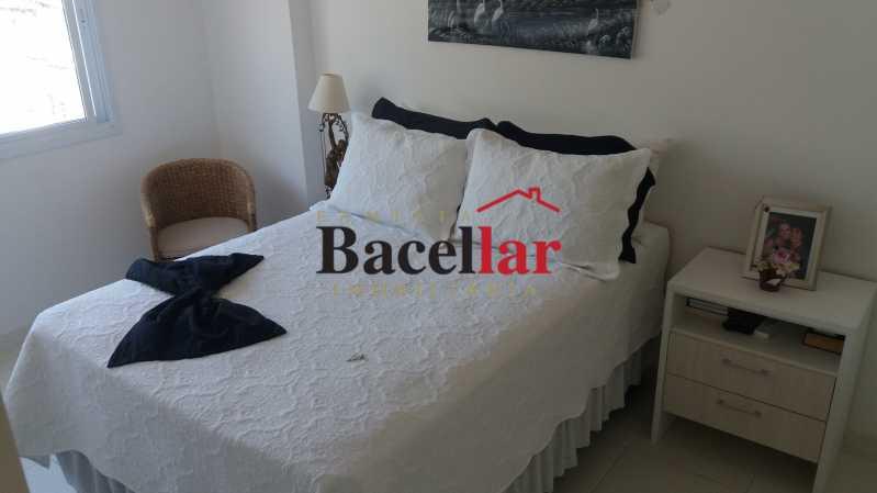 QUARTO1 - Apartamento À Venda - Tijuca - Rio de Janeiro - RJ - TIAP22630 - 9