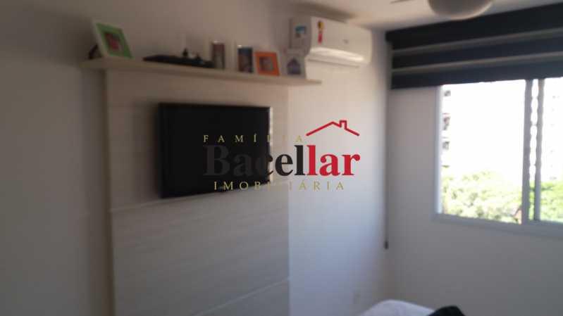 QUARTO1_1 - Apartamento À Venda - Tijuca - Rio de Janeiro - RJ - TIAP22630 - 10