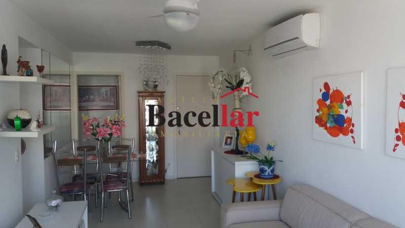 SALA - Apartamento À Venda - Tijuca - Rio de Janeiro - RJ - TIAP22630 - 1