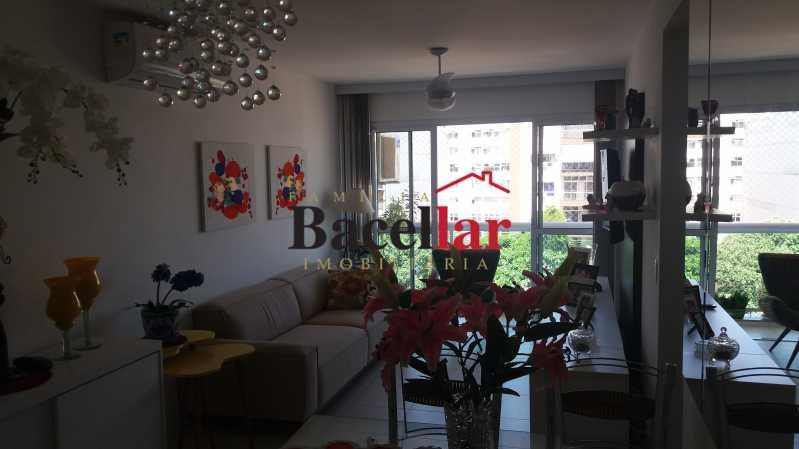 SALA1 - Apartamento À Venda - Tijuca - Rio de Janeiro - RJ - TIAP22630 - 3