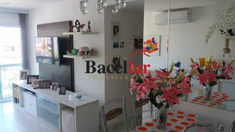 SALA1_4 - Apartamento À Venda - Tijuca - Rio de Janeiro - RJ - TIAP22630 - 5