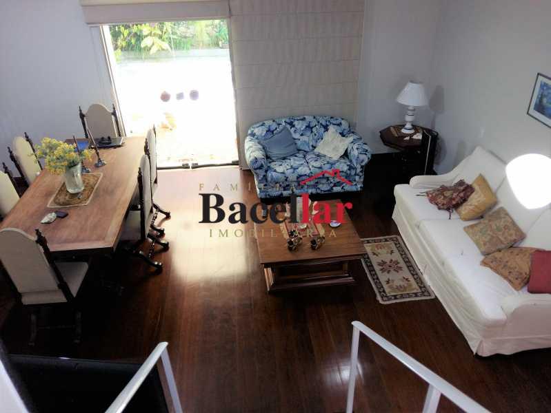 07 - Casa de Vila 3 quartos à venda Rio de Janeiro,RJ - R$ 1.100.000 - TICV30076 - 8