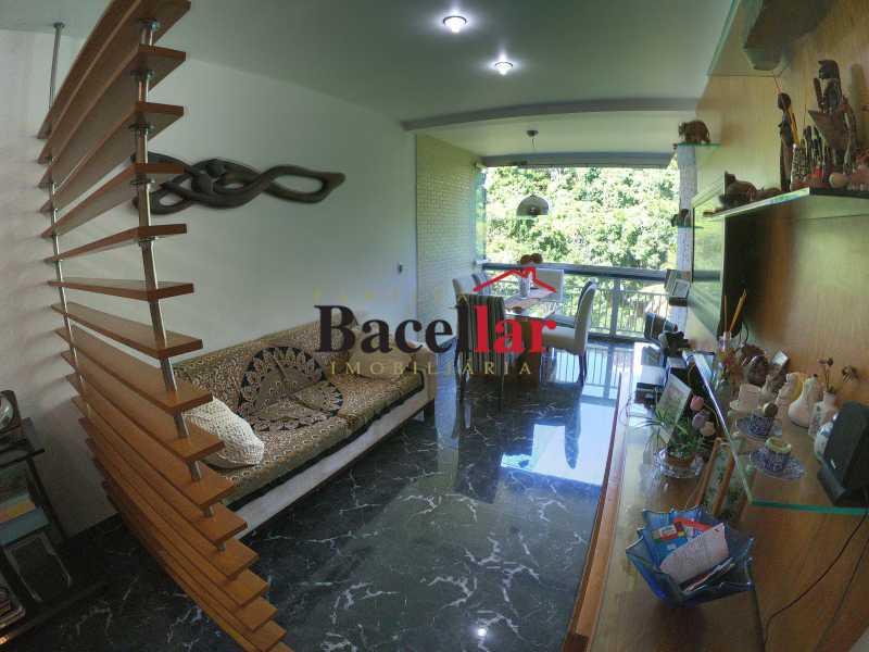 foto04 - Apartamento à venda Rua Leite Leal,Laranjeiras, Rio de Janeiro - R$ 1.680.000 - TIAP31761 - 5