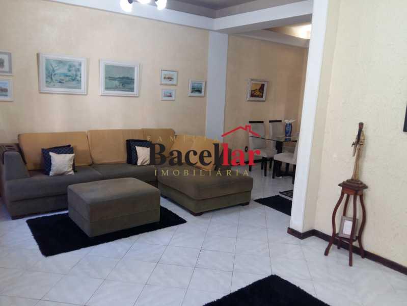 01 - Casa de Vila 4 quartos à venda Grajaú, Rio de Janeiro - R$ 900.000 - TICV40053 - 1