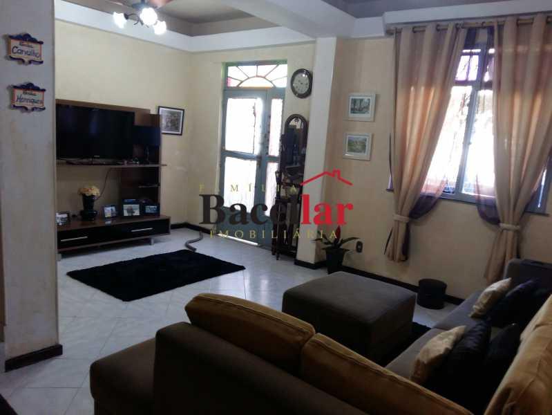 02 - Casa de Vila 4 quartos à venda Grajaú, Rio de Janeiro - R$ 900.000 - TICV40053 - 3