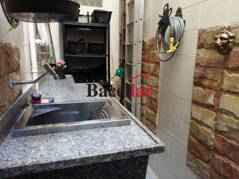 09 - Casa de Vila 4 quartos à venda Grajaú, Rio de Janeiro - R$ 900.000 - TICV40053 - 10