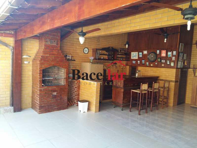 18 - Casa de Vila 4 quartos à venda Grajaú, Rio de Janeiro - R$ 900.000 - TICV40053 - 19