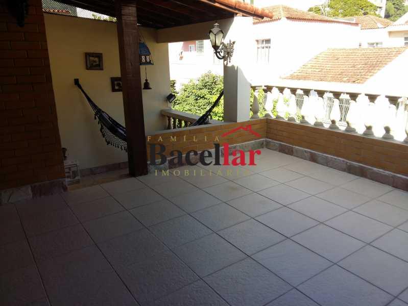 20 - Casa de Vila 4 quartos à venda Grajaú, Rio de Janeiro - R$ 900.000 - TICV40053 - 21