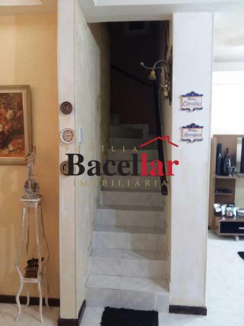 24 - Casa de Vila 4 quartos à venda Grajaú, Rio de Janeiro - R$ 900.000 - TICV40053 - 25