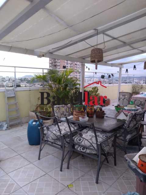 IMG-20190704-WA0024 - Cobertura 2 quartos à venda Riachuelo, Rio de Janeiro - R$ 680.000 - TICO20105 - 3
