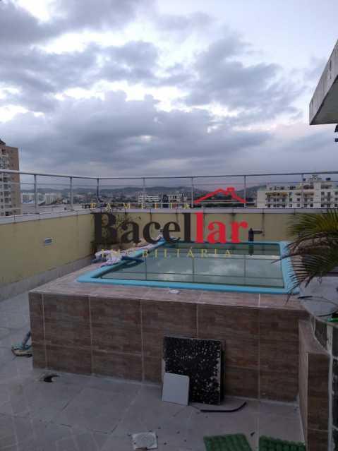 IMG-20190704-WA0028 - Cobertura 2 quartos à venda Riachuelo, Rio de Janeiro - R$ 680.000 - TICO20105 - 1