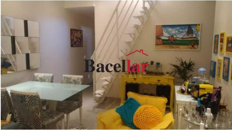 01 - Cobertura 2 quartos à venda Rio de Janeiro,RJ - R$ 615.000 - TICO20014 - 3