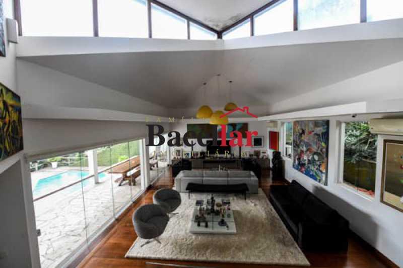 IMG-20190815-WA0038 - Casa em Condomínio à venda Rua Poeta Khalil Gibran,Itanhangá, Rio de Janeiro - R$ 3.800.000 - TICN40025 - 1