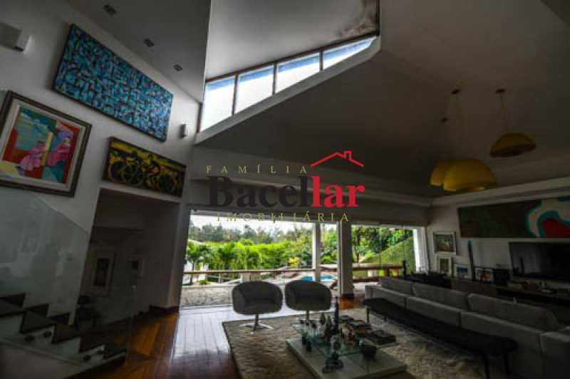 IMG-20190815-WA0037 - Casa em Condomínio à venda Rua Poeta Khalil Gibran,Itanhangá, Rio de Janeiro - R$ 3.800.000 - TICN40025 - 3