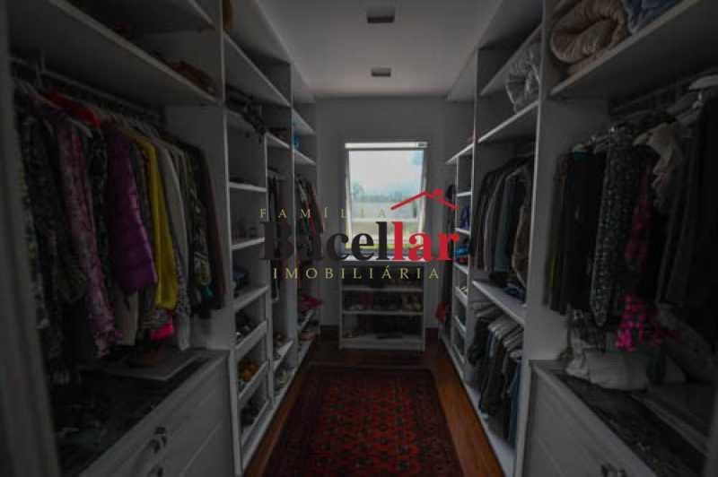 IMG-20190815-WA0035 - Casa em Condomínio à venda Rua Poeta Khalil Gibran,Itanhangá, Rio de Janeiro - R$ 3.800.000 - TICN40025 - 4