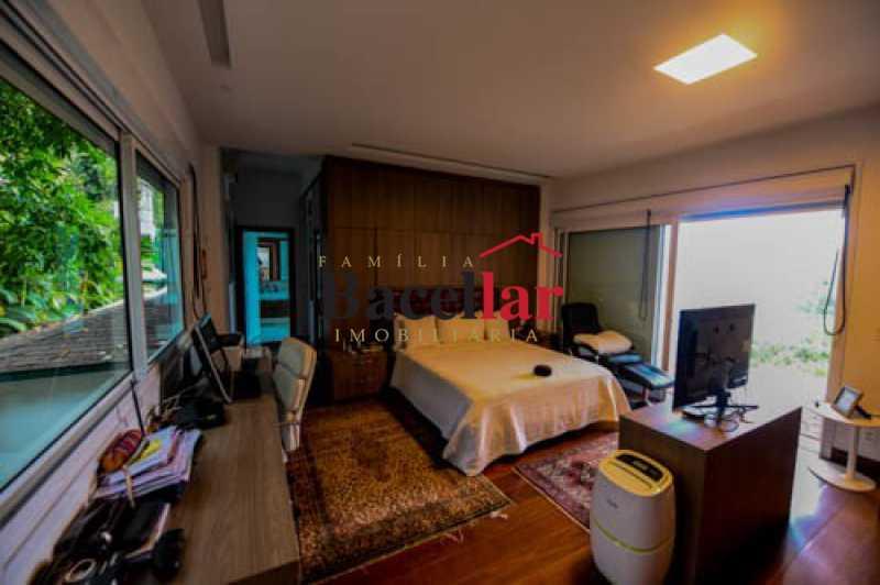 IMG-20190815-WA0034 - Casa em Condomínio à venda Rua Poeta Khalil Gibran,Itanhangá, Rio de Janeiro - R$ 3.800.000 - TICN40025 - 5