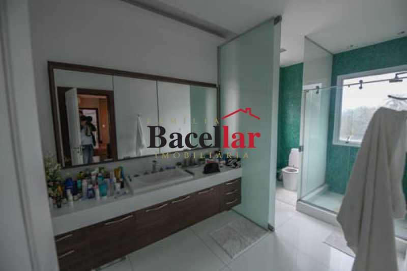 IMG-20190815-WA0031 - Casa em Condomínio à venda Rua Poeta Khalil Gibran,Itanhangá, Rio de Janeiro - R$ 3.800.000 - TICN40025 - 12