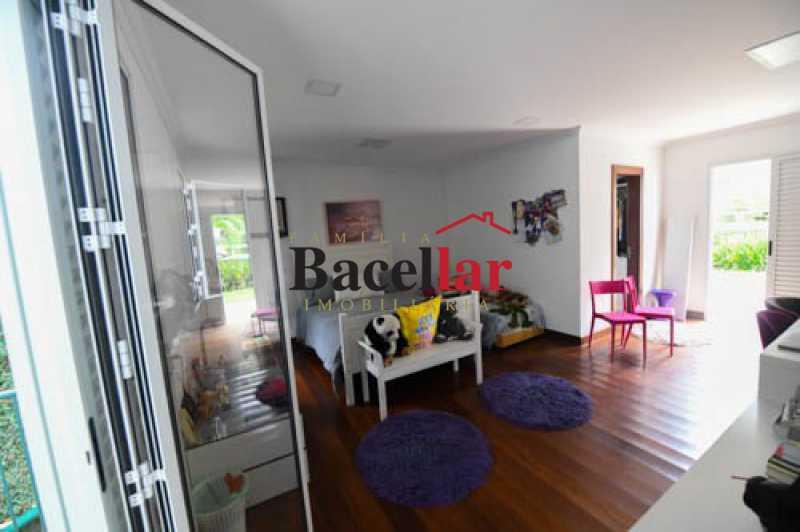 IMG-20190815-WA0028 - Casa em Condomínio à venda Rua Poeta Khalil Gibran,Itanhangá, Rio de Janeiro - R$ 3.800.000 - TICN40025 - 18