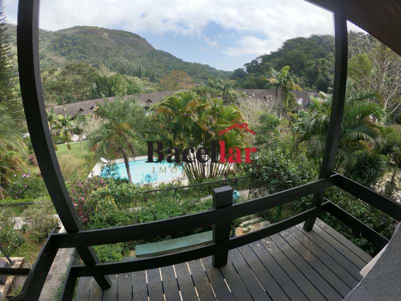 GOPR4602 - Casa em Condomínio à venda Estrada da Gávea Pequena,Alto da Boa Vista, Rio de Janeiro - R$ 990.000 - TICN30034 - 19