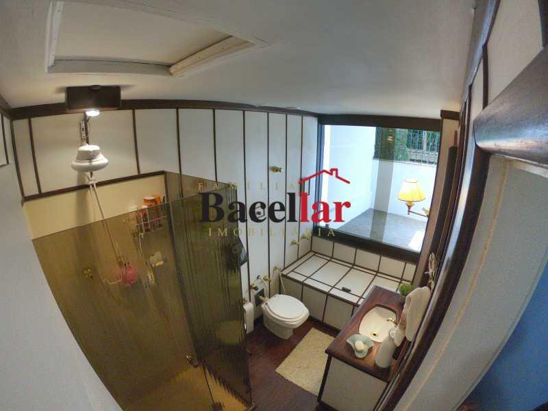 GOPR4668 - Casa em Condomínio à venda Estrada da Gávea Pequena,Alto da Boa Vista, Rio de Janeiro - R$ 990.000 - TICN30034 - 30