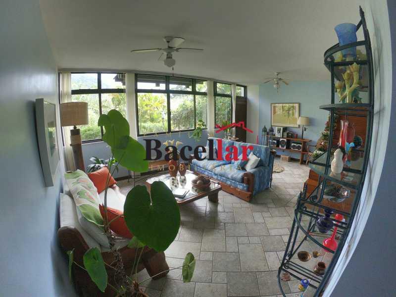 GOPR4675 - Casa em Condomínio à venda Estrada da Gávea Pequena,Alto da Boa Vista, Rio de Janeiro - R$ 990.000 - TICN30034 - 5