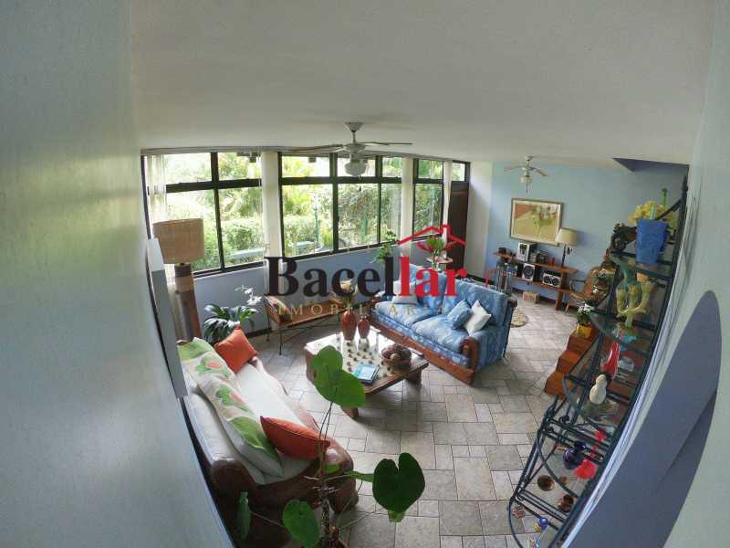 GOPR4676 - Casa em Condomínio à venda Estrada da Gávea Pequena,Alto da Boa Vista, Rio de Janeiro - R$ 990.000 - TICN30034 - 3