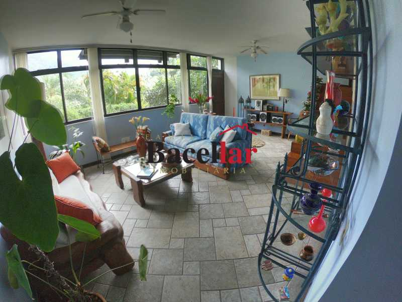 GOPR4677 - Casa em Condomínio à venda Estrada da Gávea Pequena,Alto da Boa Vista, Rio de Janeiro - R$ 990.000 - TICN30034 - 7