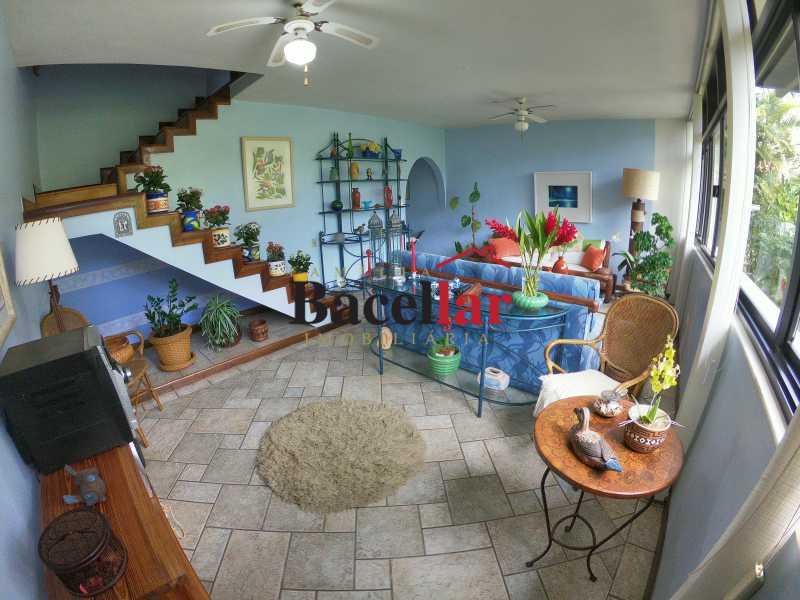 GOPR4678 - Casa em Condomínio à venda Estrada da Gávea Pequena,Alto da Boa Vista, Rio de Janeiro - R$ 990.000 - TICN30034 - 1