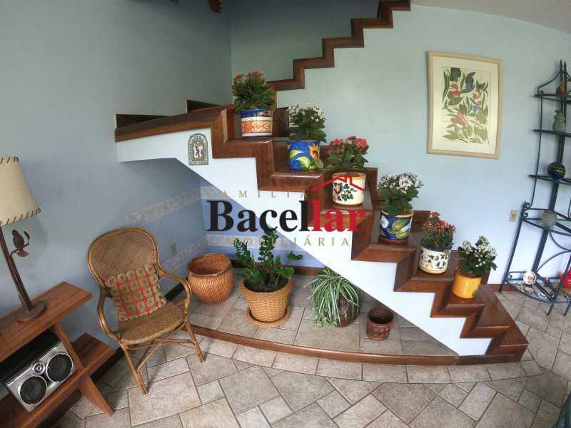 GOPR4682 - Casa em Condomínio à venda Estrada da Gávea Pequena,Alto da Boa Vista, Rio de Janeiro - R$ 990.000 - TICN30034 - 9
