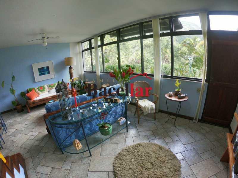 GOPR4683 - Casa em Condomínio à venda Estrada da Gávea Pequena,Alto da Boa Vista, Rio de Janeiro - R$ 990.000 - TICN30034 - 6