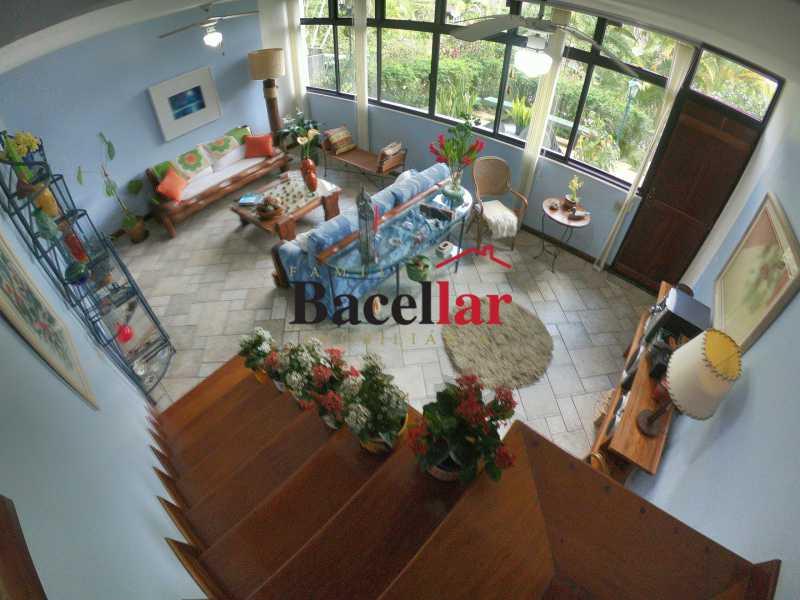 GOPR4745 - Casa em Condomínio à venda Estrada da Gávea Pequena,Alto da Boa Vista, Rio de Janeiro - R$ 990.000 - TICN30034 - 8