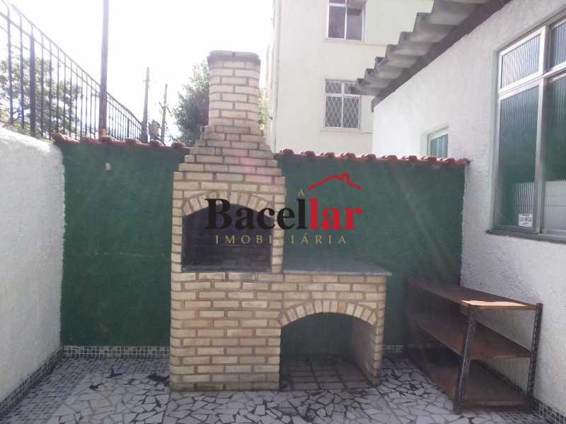 churrasqueira - Apartamento à venda Rua Dois de Fevereiro,Rio de Janeiro,RJ - R$ 180.000 - TIAP23051 - 17