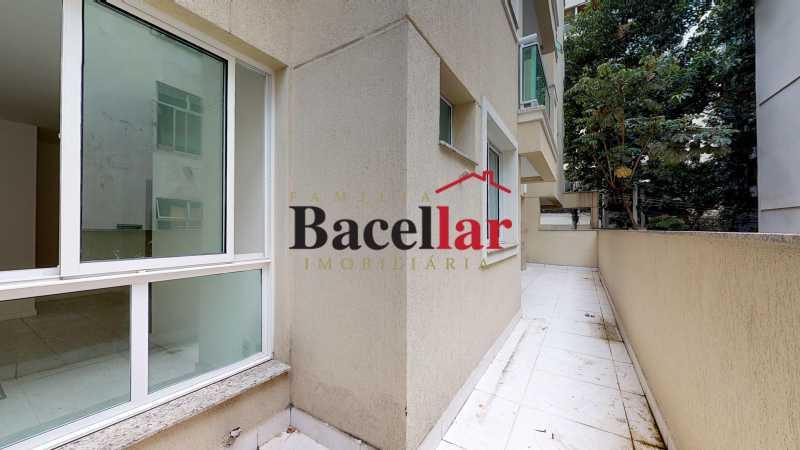 09 - Apartamento 2 quartos à venda Tijuca, Rio de Janeiro - R$ 620.000 - TIAP23134 - 1