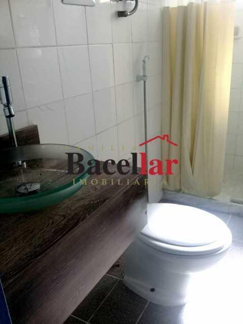 banheiro - Apartamento 1 quarto à venda Grajaú, Rio de Janeiro - R$ 320.000 - TIAP10671 - 16