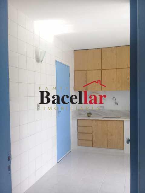 cozinha - Apartamento 1 quarto à venda Grajaú, Rio de Janeiro - R$ 320.000 - TIAP10671 - 19