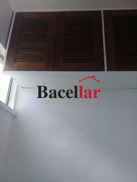 dependência - Apartamento 1 quarto à venda Grajaú, Rio de Janeiro - R$ 320.000 - TIAP10671 - 20